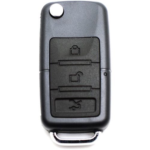 Mini Gadgets Car Keychain with Covert Camera