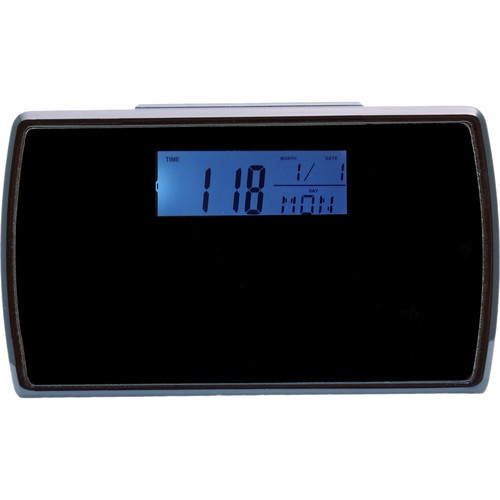 Mini Gadgets MCC720P Mini Clock Pro Digital Clock with 720p Covert Camera