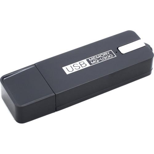 Mini Gadgets MQ300 4GB USB Voice Recorder (Gray)