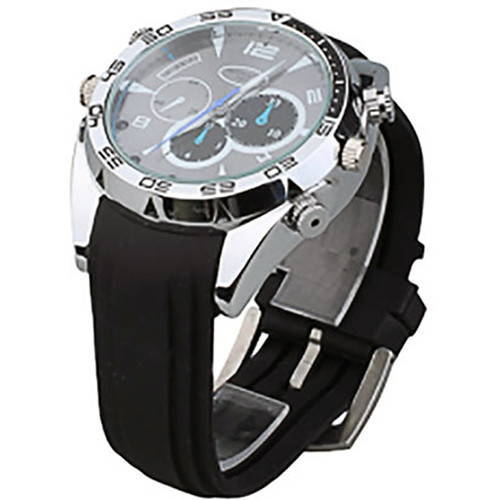 Mini Gadgets Night Vision Wrist Watch DVR (8GB Storage)