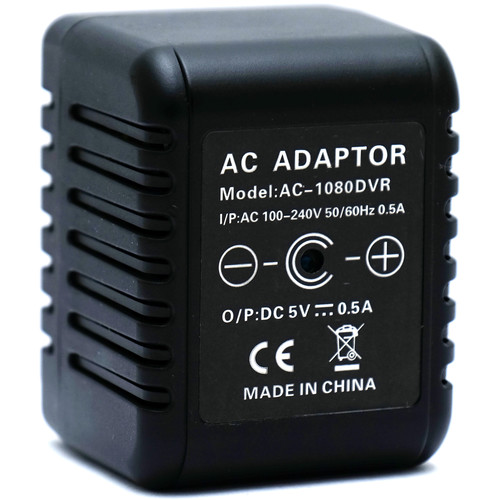 Mini Gadgets Wi-Fi AC Adapter Camera