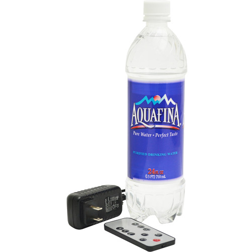 Mini Gadgets OmniBottle Water Bottle with 1080p Covert Camera