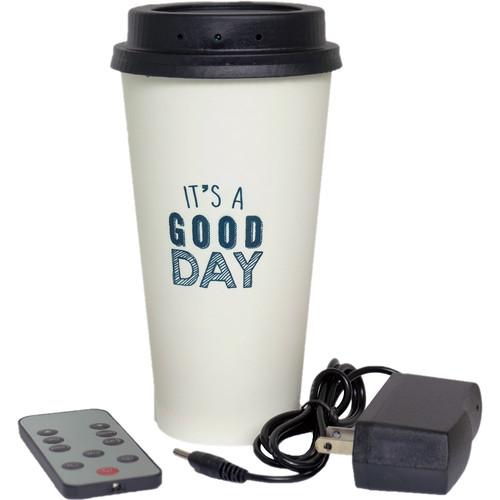 Mini Gadgets Premium OmniEye Coffee Lid Camera