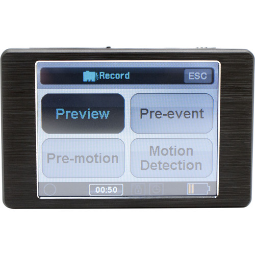 Mini Gadgets POCKETDVRLITETOUCH LawMate Pocket DVR LITE with Touchscreen