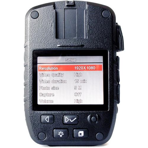 Mini Gadgets PRBODYCAM Personal Body-Worn Camera (32GB)