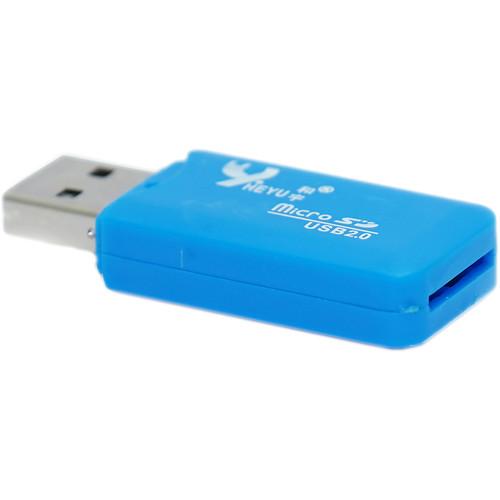 Mini Gadgets USB SD Card Reader