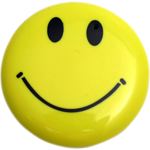 Mini Gadgets SmileDVR Smiley Button with Covert Camera