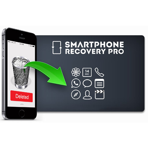 Mini Gadgets Smart Phone Recovery Pro for iPhone
