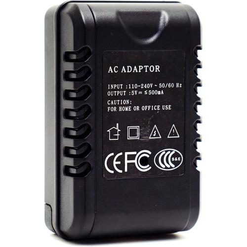 Mini Gadgets TRAVELACWIFI1080 USB AC Adapter with 1080p Covert Wi-Fi Camera