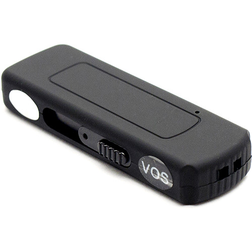 Mini Gadgets VAUSB4GB Voice-Activated USB Drive Audio Recorder (4GB)