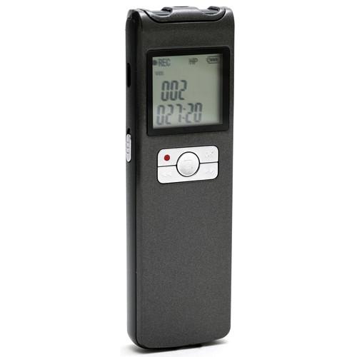 Mini Gadgets VRSLT Voice Recorder with 8GB Storage