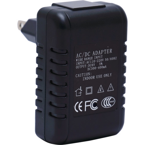 Mini Gadgets AC Adapter with 1080p Covert Wi-Fi Camera