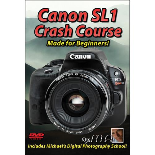 Michael the Maven DVD: Canon EOS Rebel SL1 DSLR Camera Crash Course