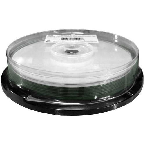 Microboards MEDB-21018 White Inkjet Blu-ray Media (10 Discs per Spindle)