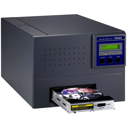 Microboards Dye-Sublimation Thermal Disc Printer