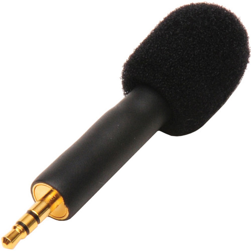Microphone Madness MM-CMM-1 Mini-Cardioid Mono Microphone (Black, 100 to 16,000 kHz)