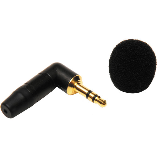 Microphone Madness MM-TMM-RT Right Angle Tiny Mono Microphone