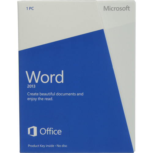 Microsoft Word 2013 (Product Key)