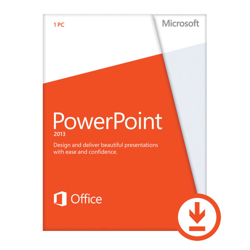 Microsoft PowerPoint 2013 Open License Download