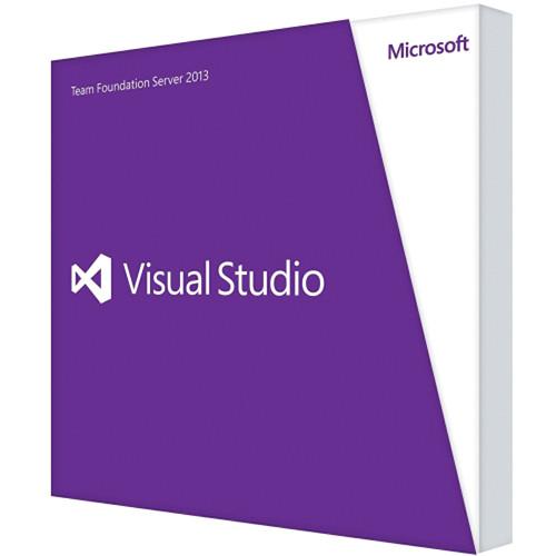 Microsoft Visual Studio Team Foundation Server 2013