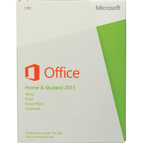 Microsoft Office Home and Student 2013 (Product Key)