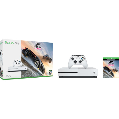 Microsoft Xbox One S Forza Horizon 3 Bundle