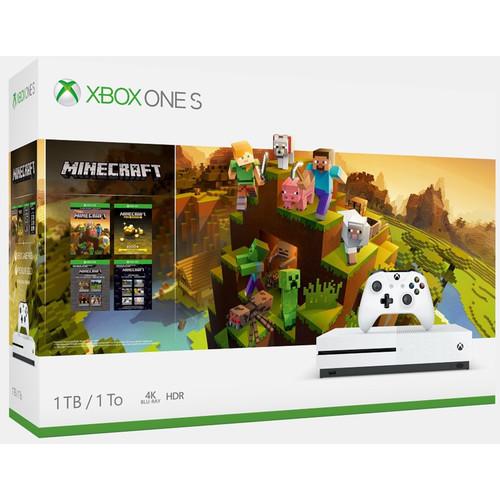 Microsoft Xbox One S Minecraft Creators Bundle