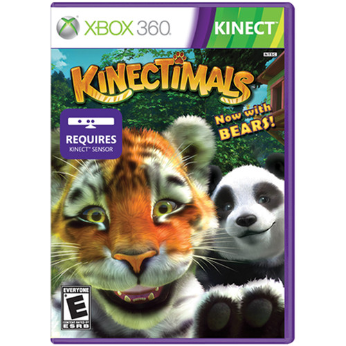 Microsoft Kinectimals: Now with Bears (Xbox 360)