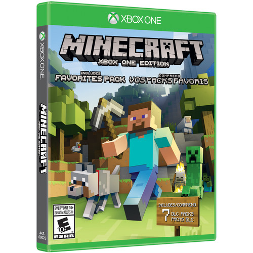 MOJANG Minecraft: Xbox One Edition Favorites Pack (Xbox One)