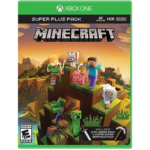 Microsoft Minecraft Super Plus Pack (Xbox One)