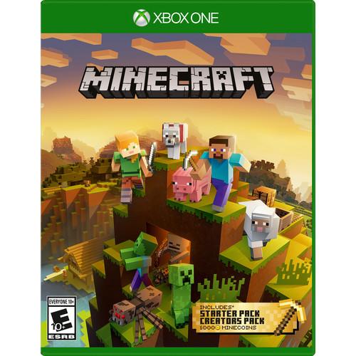 Microsoft Minecraft Master Collection (Xbox One)