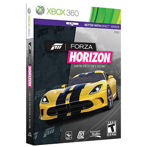 microsoft forza horizon limited collector 39 s edition 4ss 00001. Black Bedroom Furniture Sets. Home Design Ideas