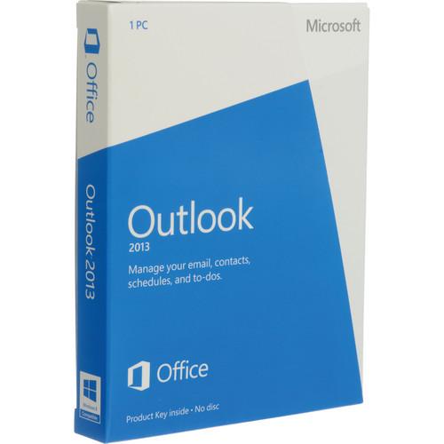 Microsoft Outlook 2013 (Product Key)