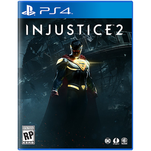 Microsoft Injustice 2 (PS4)