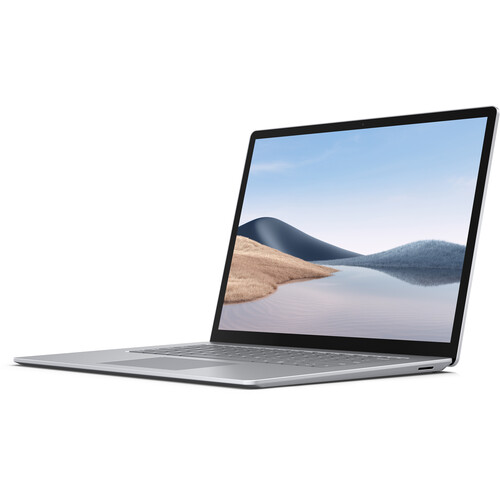 "Microsoft 15"" Multi-Touch Surface Laptop 4 (Platinum)"