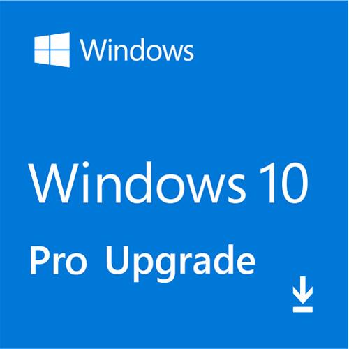 Microsoft Windows 10 Pro Upgrade (32/64-Bit, Download)