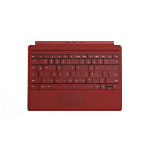 Microsoft Type Cover for Surface 3 (Red)
