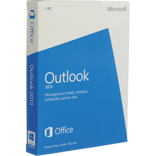 Microsoft Outlook 2013 (Download)