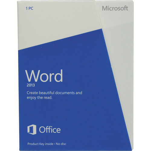 Microsoft Word 2013 (Download)