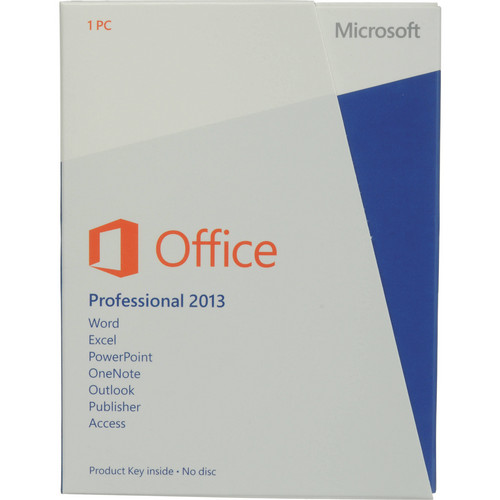 Microsoft Office Professional 2013 (Download)