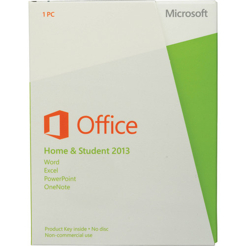 Microsoft Office Home & Student 2013 (Download)
