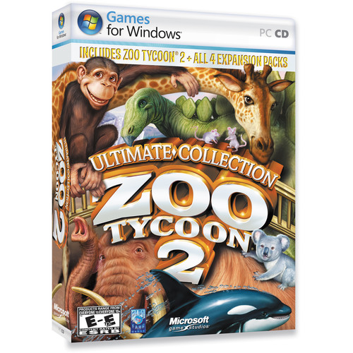 Microsoft Zoo Tycoon 2: Ultimate Edition (PC)