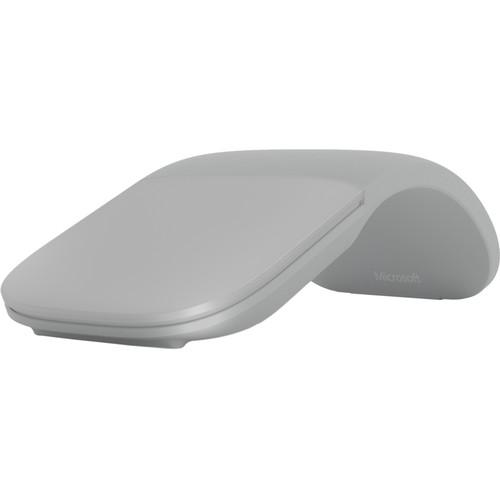 Microsoft Surface Arc Wireless Mouse (Light Gray)