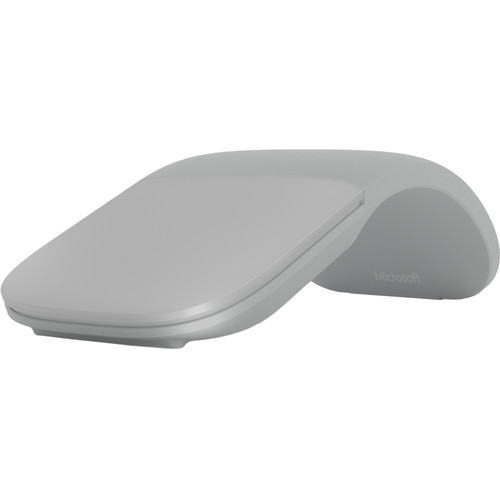 Microsoft Surface Arc Wireless Mouse (Light Gray)