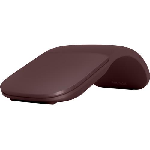 Microsoft Surface Arc Wireless Mouse (Burgundy)