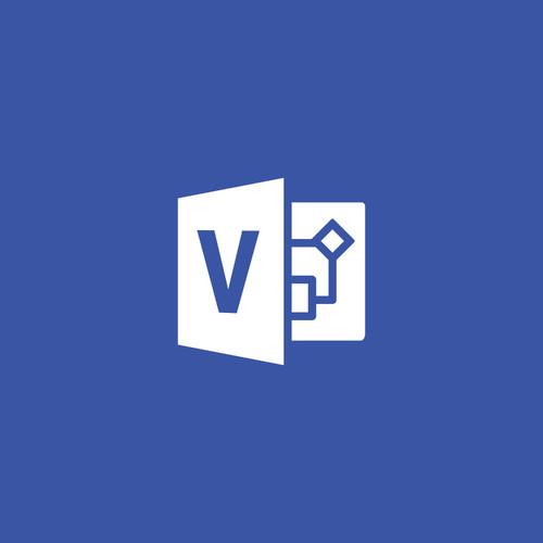 Microsoft Visio Standard 2019 (1-User License, Download)