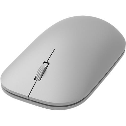 Microsoft Wireless Modern Mouse (Silver)