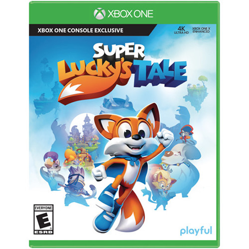 Microsoft Super Lucky's Tale (Xbox One)