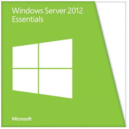 Microsoft Microsoft Windows Server 2012 Essentials (OEM, 64-bit)