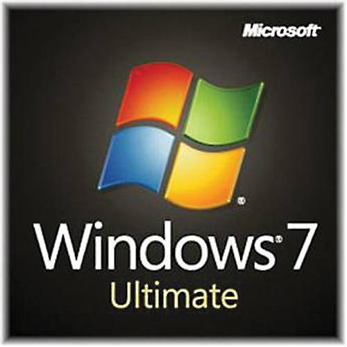 Microsoft Windows 7 Ultimate with Service Pack 1 (OEM Version, 64-bit, Single License, 1 DVD)